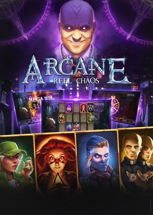 arcane-poster
