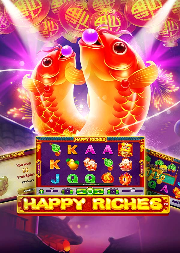 happyriches_games_poster